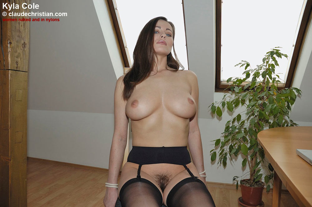 Casually kyla cole tied removed (has